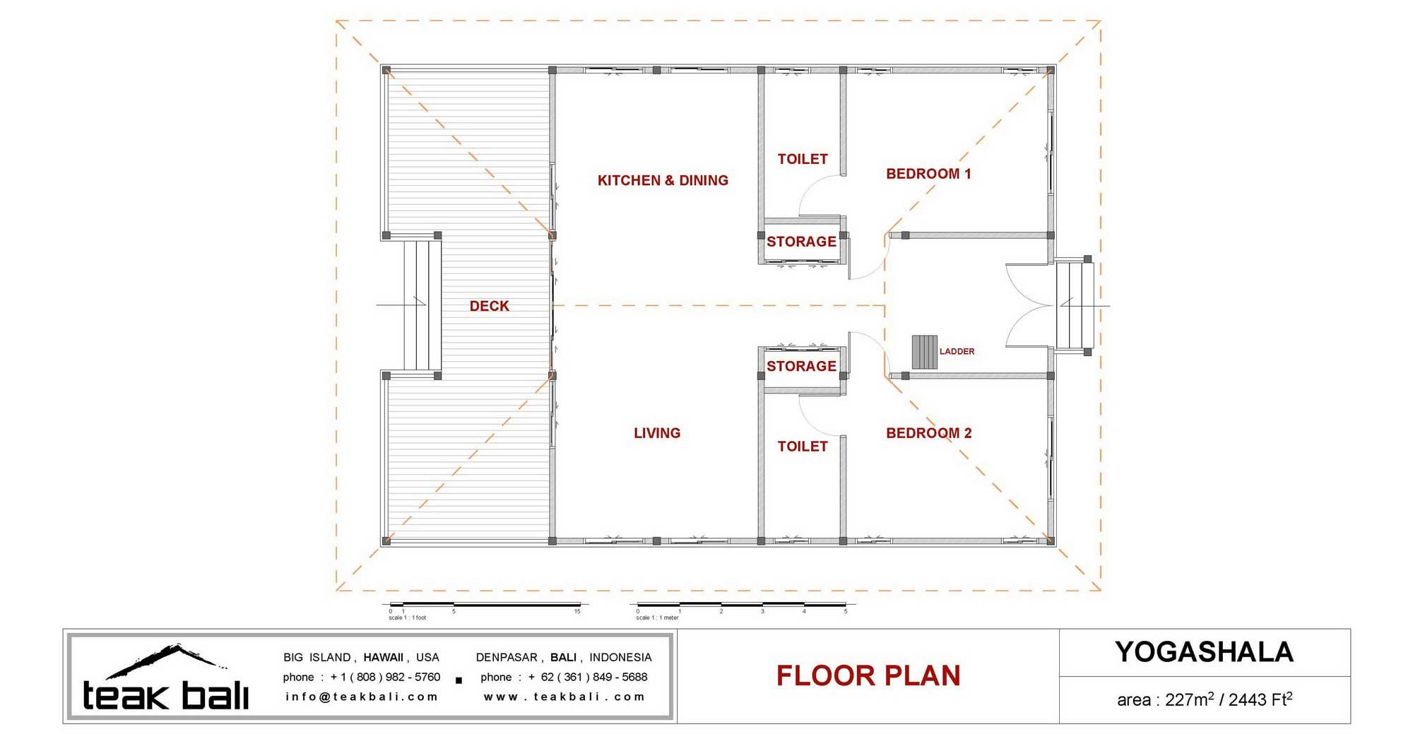 Hawaii Floor Plans