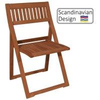 Teak Folding Chair, Fredrik - Teak Deck Company : Teak ...