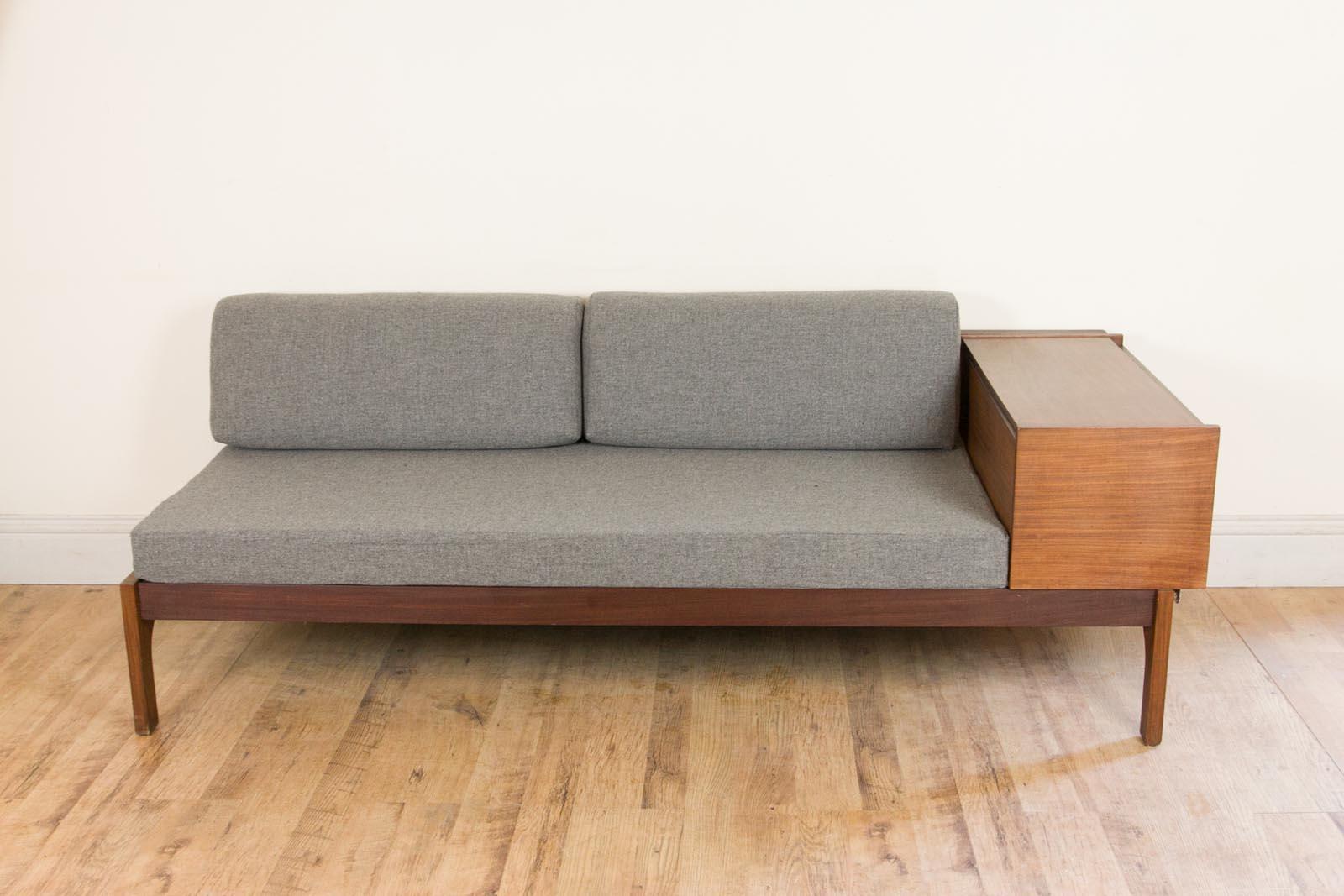 danish style sofa bed uk best places to buy sofas vintage retro daybed eames era ebay