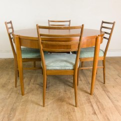 Poker Table With Chairs Ikea Ghost Chair Vintage Retro Rare Flip Top Teak Dining