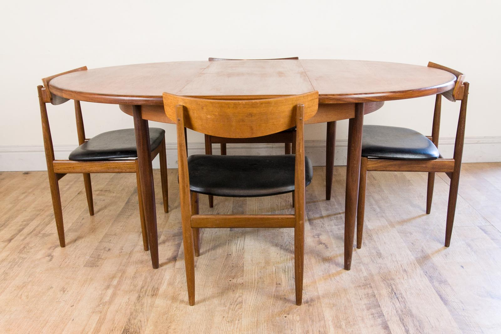 retro dining table chairs uk fabric kitchen with arms vintage g plan and 4 ib kofod larsen