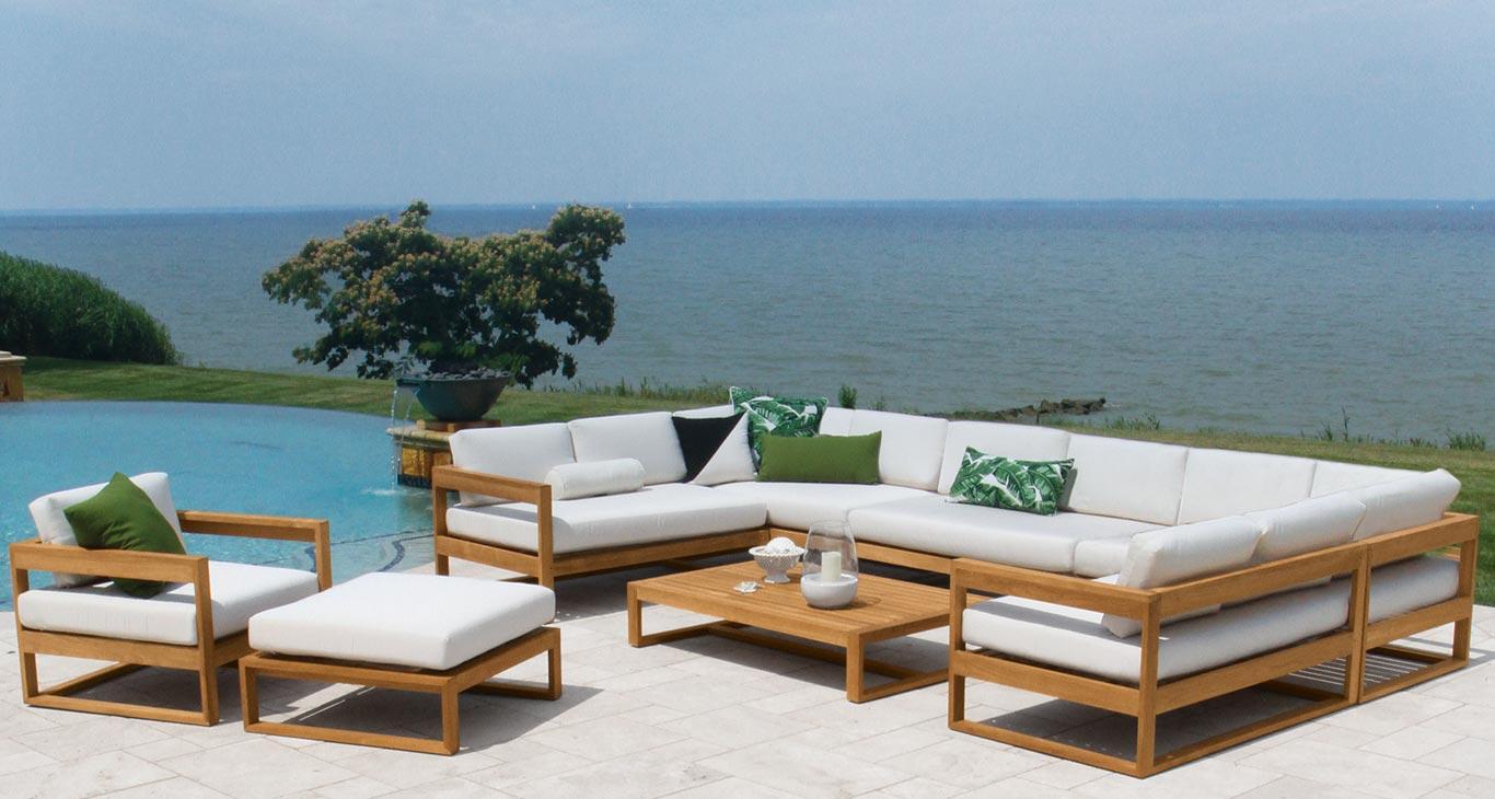 Teak Outdoor Furniture Los Angeles
