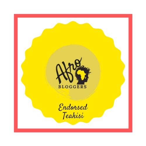 Afrobloggers Endorsement Badge