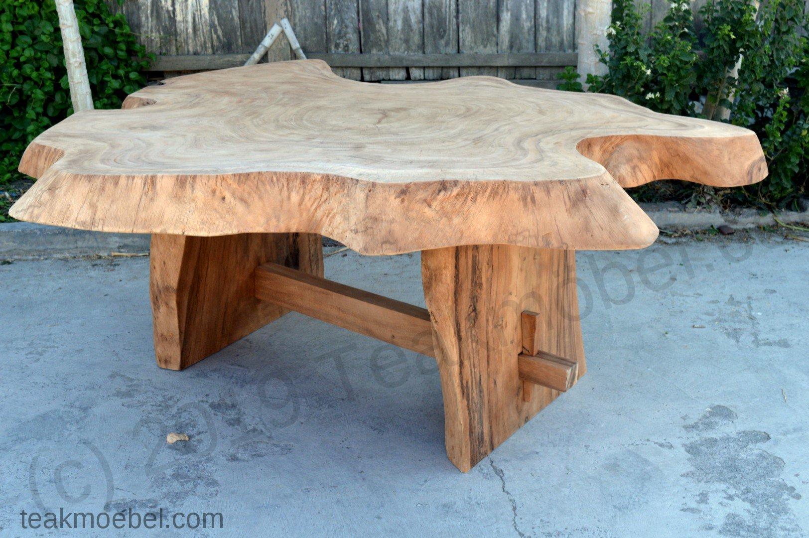 Cool Holzstumpf Tisch Gallery Of Perfect Awesome Baumstamm With Esstisch Baumplatte