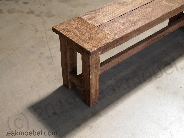 Gartenbank Ohne Lehne 100 Cm Gartenbank Holz Ohne Armlehne