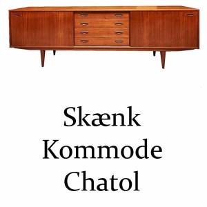 Vi køber teak og palisander møbler.