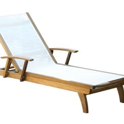 Teak Lounge Chair Folding Near Me Three Birds Casual Riviera Lounger White Patio