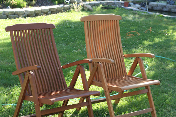 Teak Wood Outdoor Furniture
