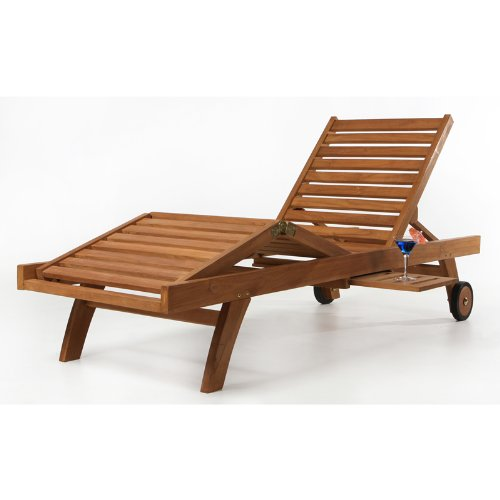 teak lounge chair chairs lowes chaise patio furniture world