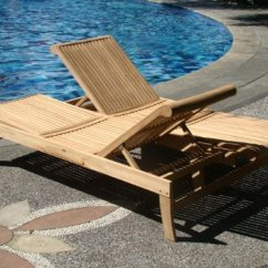 Cheap Sun Lounge Chairs Pottery Barn Napoleon Chair Grade A Teak Double Lounger Review Patio Furniture World Facing Sides