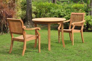 Teak Oil Vs Tung Oil Outdoor Furniture