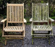 Clean Teak Furniture - Patio World