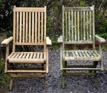 How to Clean Teak Wood Outdoor Furniture