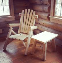 cedar wood outdoor furniture