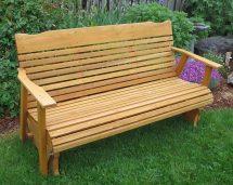 Cedar Wood Outdoor Furniture - Teak Patio