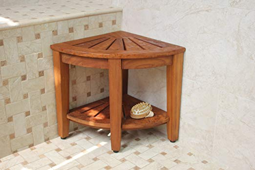 Best Teak Shower Bench And Stool 2019 Buying Guide