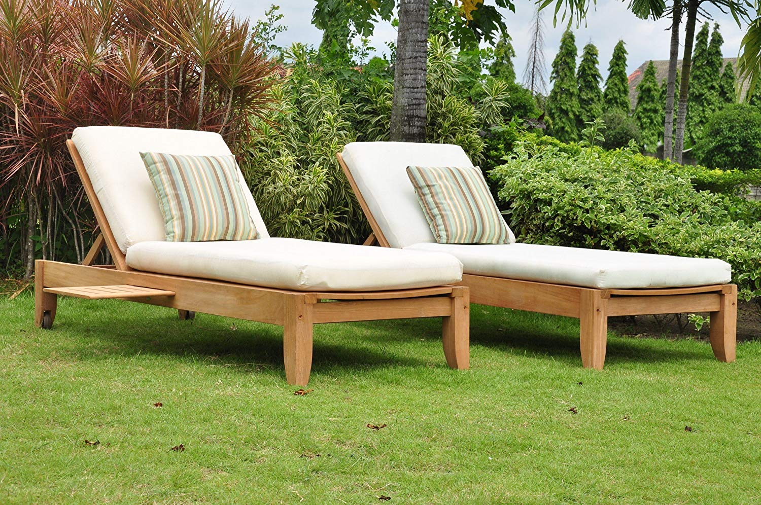 Teak Chaise Lounge Chairs Best Teak Lounge Chairs 2019 Buying Guide Teak Patio Furniture