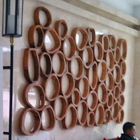 Round Wall Accessories Joint