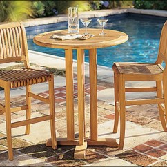 3 Piece Outdoor Table And Chairs X Rocker Pro Series Gaming Chair Teaksmith Teak Furniture Wholesale Prices Giva Bar Set 36 Round With 2 Armless