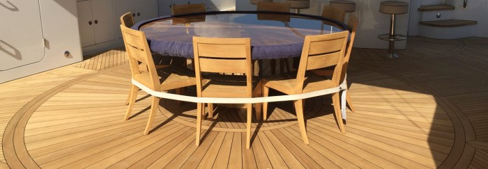 Teak Deck Sanding Amp Refinishing Of Fort Lauderdale