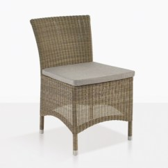 Outdoor Restaurant Chairs Small Plastic Chair Enna Wicker Dining Side Seating Teak