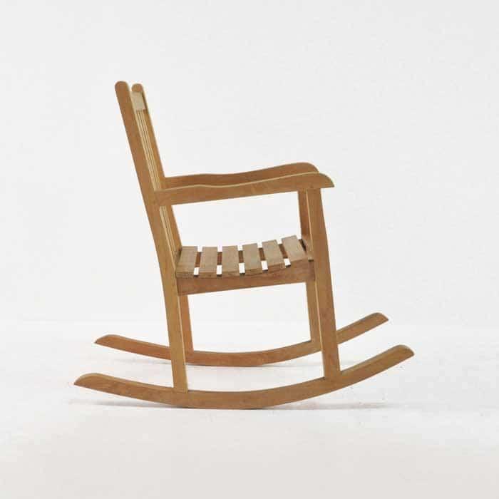 Teak Rocking Chair  AGrade Outdoor Patio Furniture