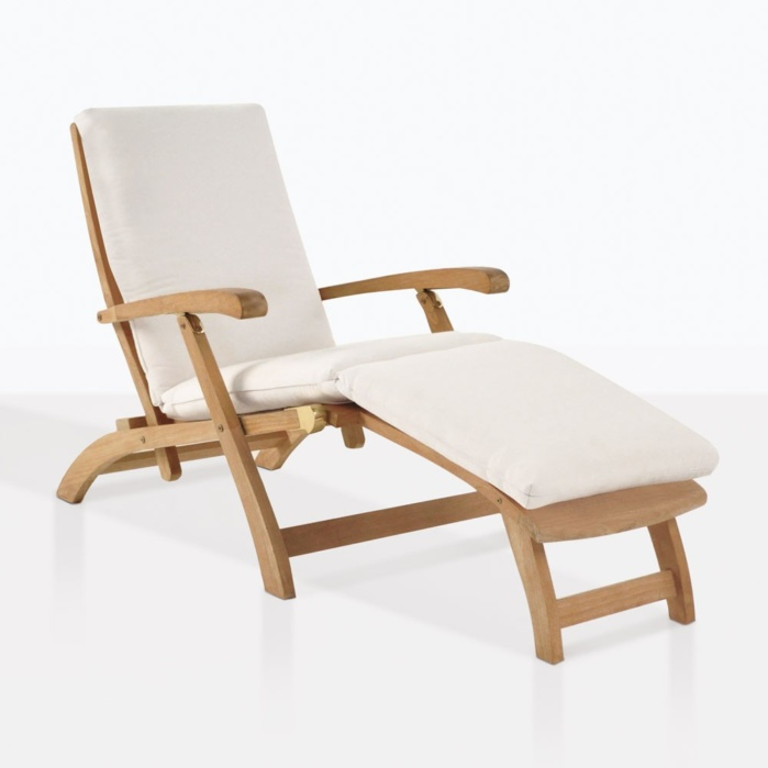 teak steamer chair rapunzel table and chairs tower classic sun loungers warehouse premium folding