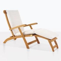 Teak Steamer Chair Lazy Boy Repair Normal Sun Loungers Warehouse Adjustable
