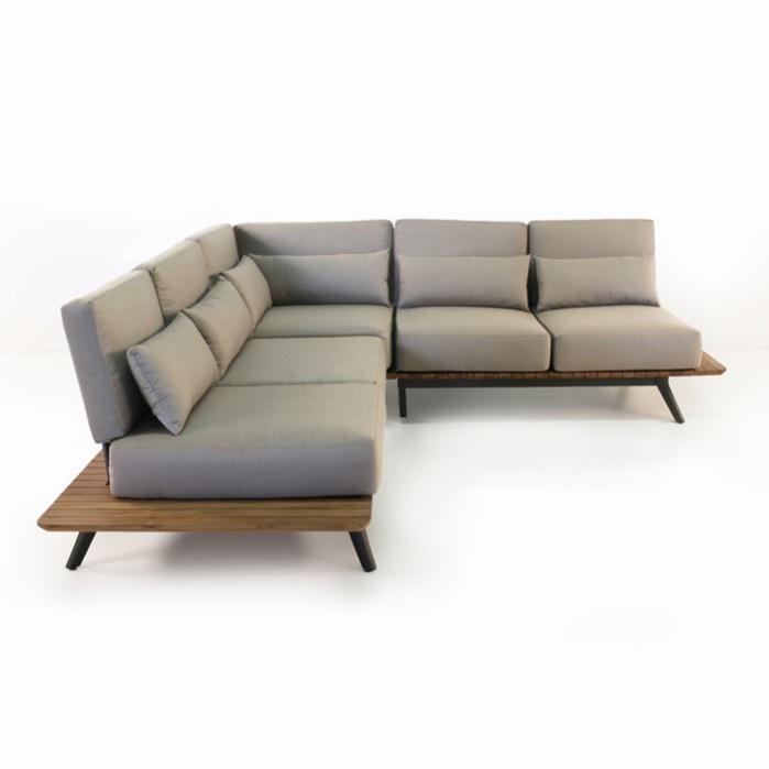 Teak sectional sofa for Sofa warehouse