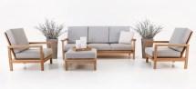 st. tropez teak outdoor furniture