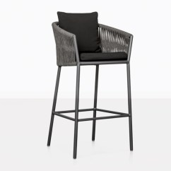 Outdoor Bar Chairs Whole Body Massage Chair Washington Rope Stool Patio Furniture Teak Warehouse And Aluminum