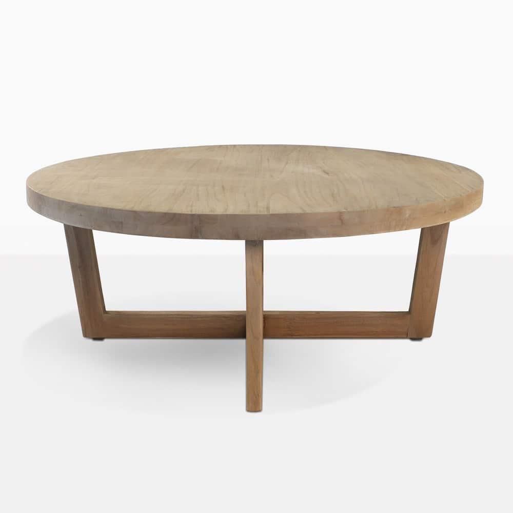 Coco Teak Outdoor Coffee Table  Patio Furniture  Teak