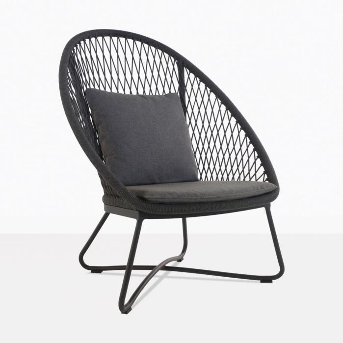 Lounge Chair Back Angle