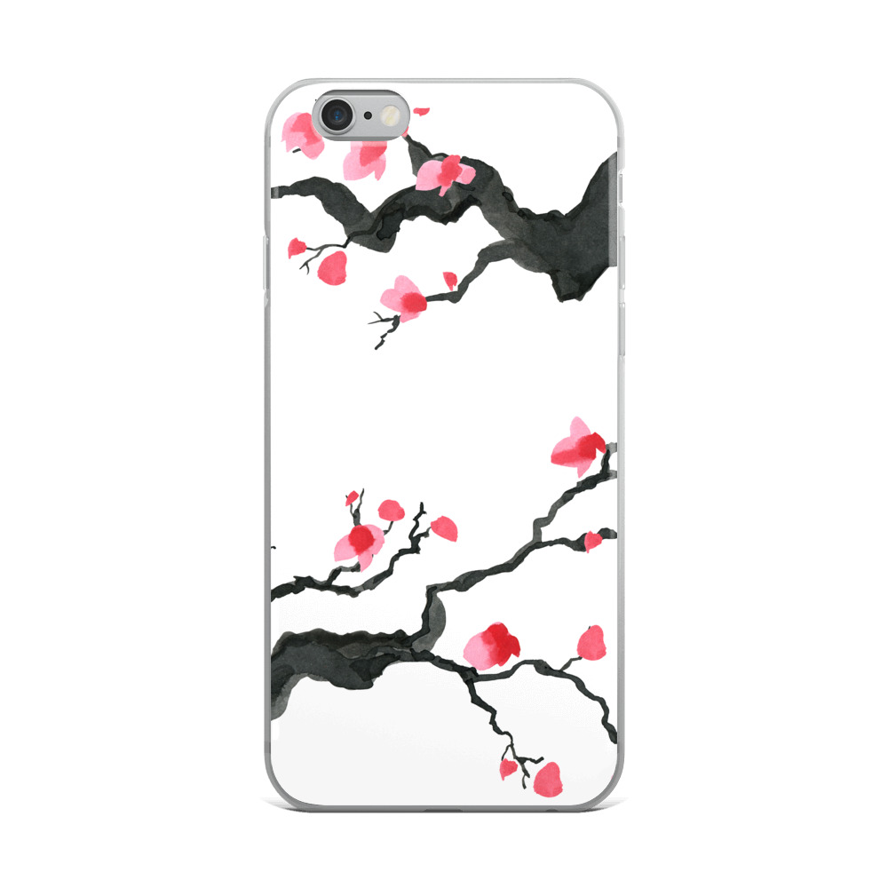 iphone xs max watercolour case