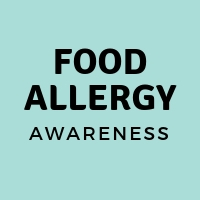 Food Allergy Awareness Tees