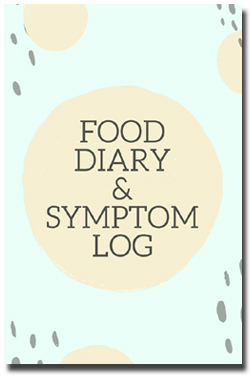 Food Diary and Symptom Log