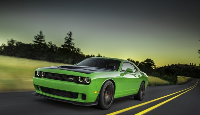 WHEELS Wednesday #4 – 2015 Dodge Challenger Hellcat SRT