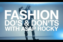 THREADS Thursday #8 – Fashion Dos and Don'ts With A$AP Rocky