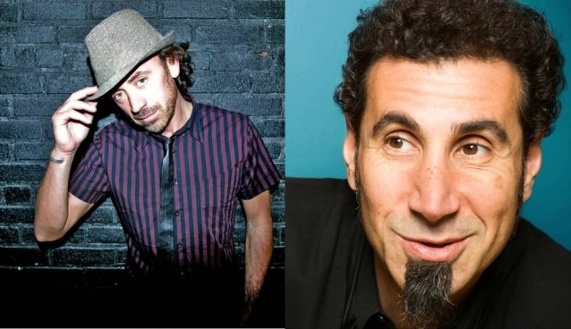 Benny Benassi and System Of A Down frontman Serj Tankian get together on the same song?