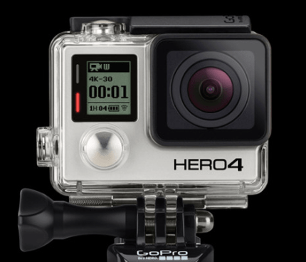 TECHNOLOGY Tuesday #13 – GoPRO Hero 4