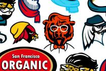 NFL Hipster Logos LOL!