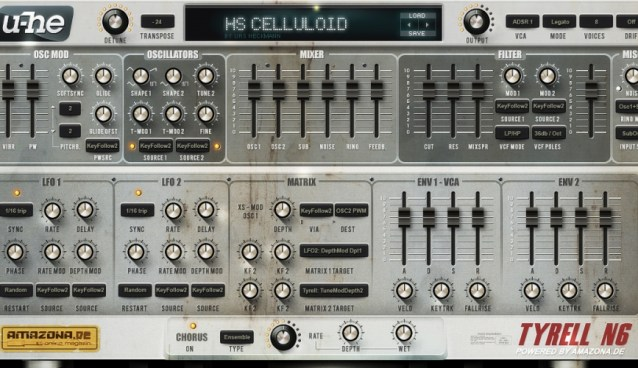 FREE VSTi SYNTHS – Tyrell Nexus 6 (download versions 1, 2, and 3!)