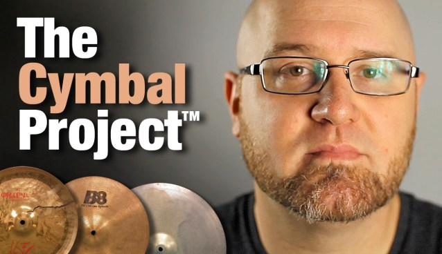 The Cymbal Project™  LanceCampeau.com