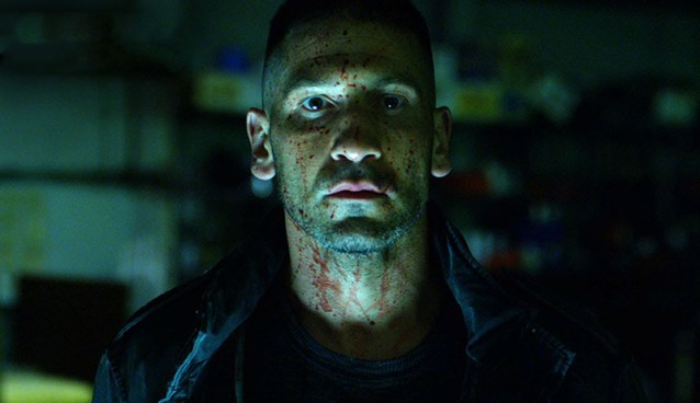 The Punisher Series Officially in Development at Netflix