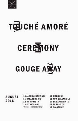 touche amore tour
