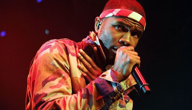 "Frank Ocean Drops New ""Visual Album"""