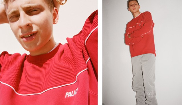 THREADS Thursday #24 – Palace Skateboards FW16 Lookbook