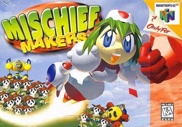 mischief-makers