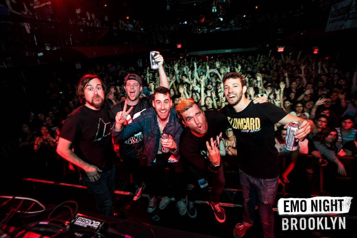 Emo Night Brooklyn