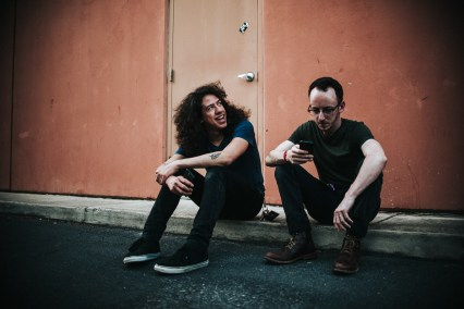 Sergio Medina & RJ Reynolds